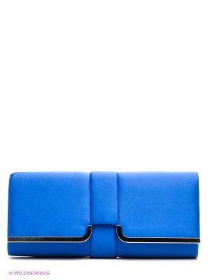 Клатч Eleganzza. Цвет: синий
