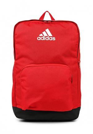 Рюкзак adidas Performance. Цвет: красный