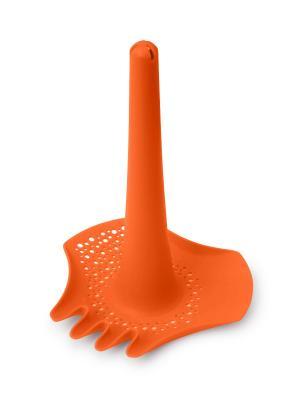 Многофункциональная игрушка для песка и снега Quut Triplet.(Mighty Orange). Цвет: оранжевый