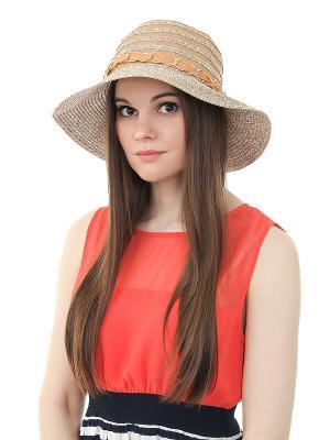 Шляпа Migura. Цвет: коричневый