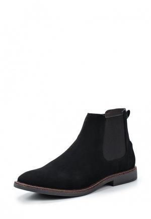 Ботинки Burton Menswear London. Цвет: черный