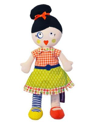 Кукла Deglingos Mistinguette Henriette. Цвет: черный