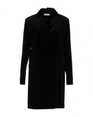 Пальто METRADAMO. Цвет: черный