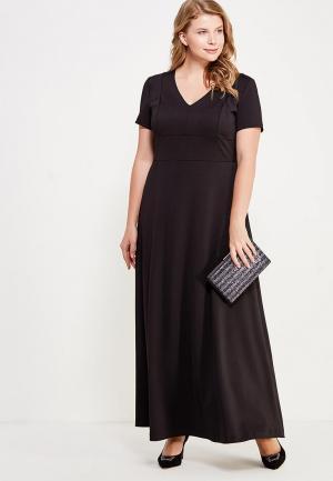 Платье Larro. Цвет: черный