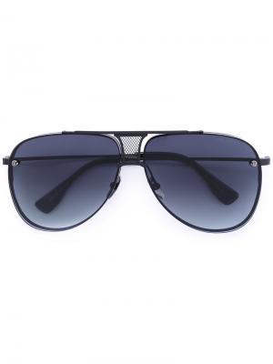 Солнцезащитные очки Decade Two Ltd Dita Eyewear. Цвет: чёрный
