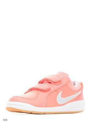 Кроссовки PICO 4 (PSV) Nike. Цвет: розовый, серый