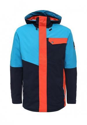Куртка горнолыжная Dare 2b. Цвет: разноцветный