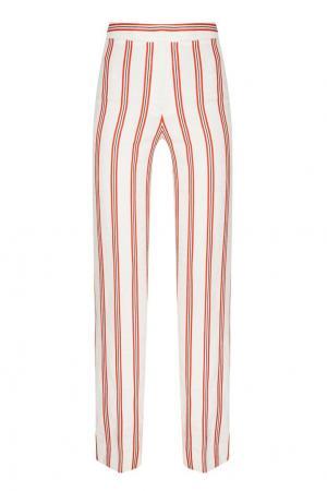 Хлопковые брюки Stella Jean. Цвет: none