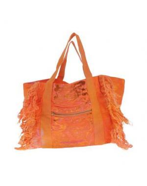 Сумка на руку MONICA •LENDINEZ. Цвет: оранжевый