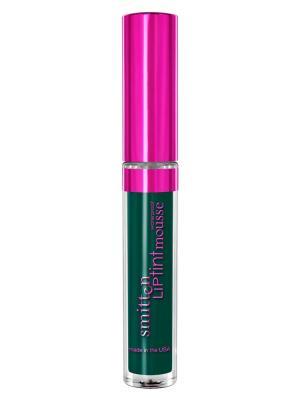 Жидкая матовая помада для губ The Smitten, оттенок 14307 изумрудный LASplash. Цвет: темно-зеленый