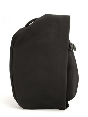 Рюкзак с откидным клапаном Côte&Ciel. Цвет: чёрный