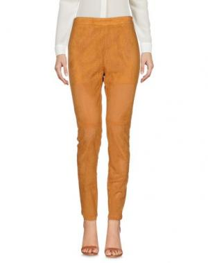 Повседневные брюки CHARLISE. Цвет: верблюжий