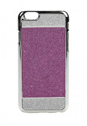 Чехол для iPhone diva. Цвет: розовый