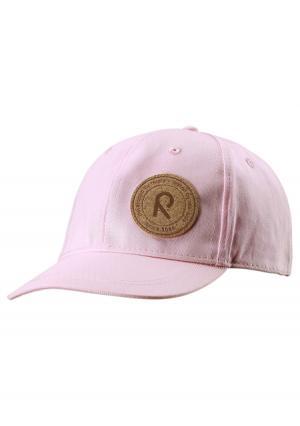 Кепка Reima. Цвет: розовый (розовый)