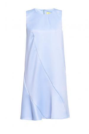 Платье 188067 Cyrille Gassiline. Цвет: синий