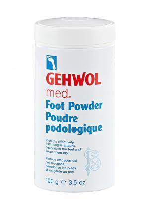 Пудра для ног Gehwol. Цвет: разноцветный