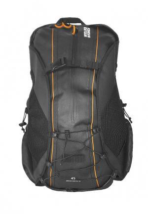 Рюкзак 45л Novatour. Цвет: черный