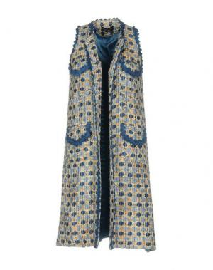Легкое пальто NORA BARTH. Цвет: небесно-голубой