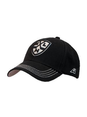Бейсболка КХЛ Atributika & Club. Цвет: черный
