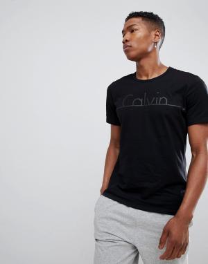 Calvin Klein Топ для дома. Цвет: черный