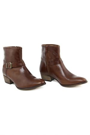 Ботинки GIORGIO PICINO. Цвет: коричневый