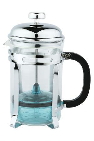 Чайник, кофейник 850 мл Bekker. Цвет: серебро