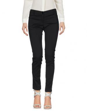 Повседневные брюки SHI 4. Цвет: черный