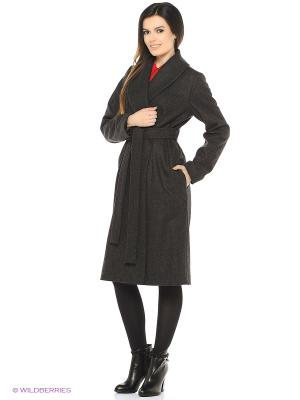 Пальто Katerina Bleska&Tamara Savin. Цвет: серый