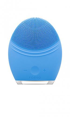 Прибор для ухода за кожей luna 2 pro FOREO. Цвет: синий