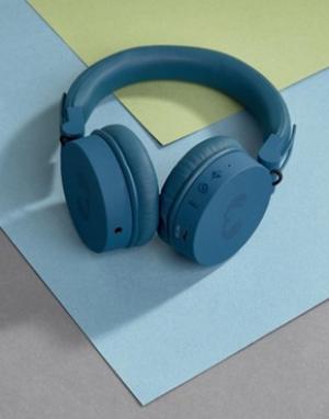 Fresh N Rebel Синие беспроводные наушники. Цвет: синий