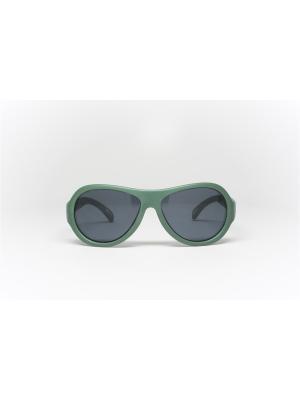 Солнцезащитные очки Babiators Original. Морпех (Marine). Цвет: зеленый