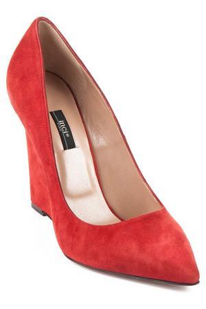 Туфли INCI. Цвет: красный