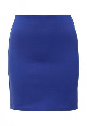 Юбка adL. Цвет: синий