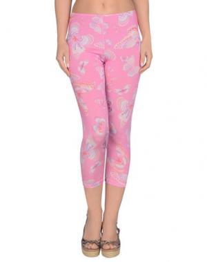 Пляжные брюки и шорты NAORY. Цвет: розовый