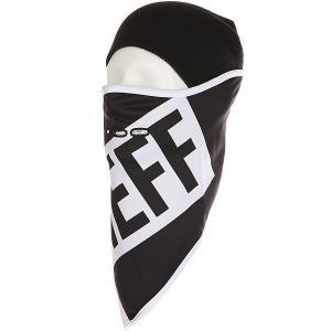 Маска  Mountain Facemask Black Neff. Цвет: черный,белый