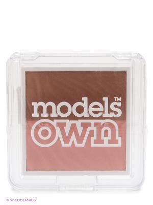Румяна 8,5г Bronzer, Sun Goddess Models Own. Цвет: темно-коричневый