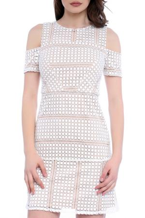 Dress Moda di Chiara. Цвет: white and beige