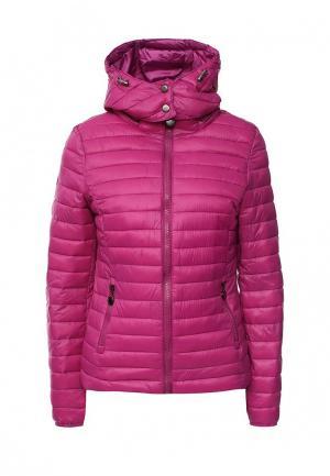 Куртка утепленная Z-Design. Цвет: фуксия