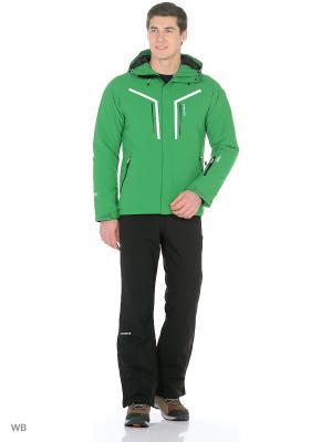 Костюм (Куртка + Брюки) Icepeak. Цвет: темно-зеленый