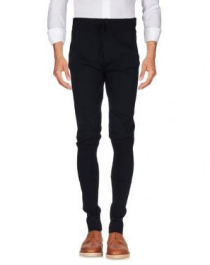 Повседневные брюки MA'RY'YA. Цвет: темно-синий