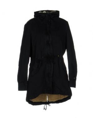 Куртка SHOESHINE. Цвет: темно-синий