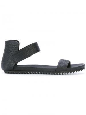 Juncal sandals Pedro Garcia. Цвет: чёрный