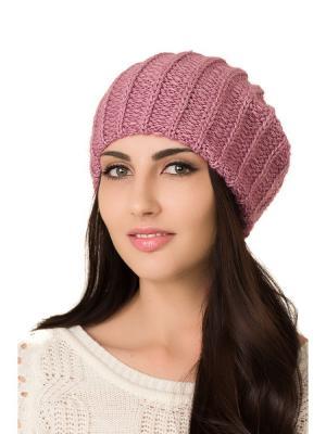 Шапка Stilla s.r.l.. Цвет: бледно-розовый
