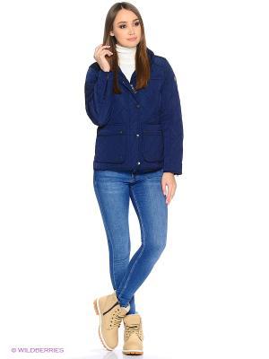 Куртка демисезонная Tenson. Цвет: синий