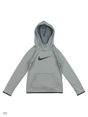 Худи G NK THRMA HOODIE PO ALL TIME Nike. Цвет: серый