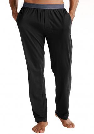 Домашние брюки Otto. Цвет: черный