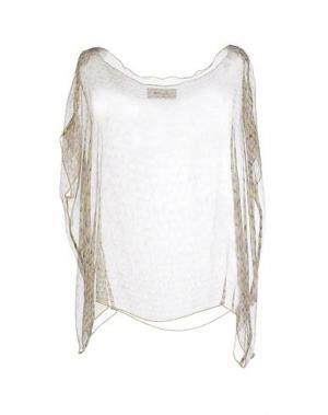 Блузка OTTOD'AME. Цвет: светло-зеленый