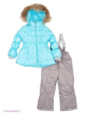 Комплект одежды Baby Line. Цвет: бирюзовый