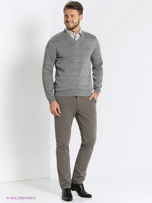 Пуловер MC NEAL. Цвет: серый