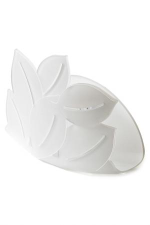 Держатель для губки UMBRA. Цвет: белый